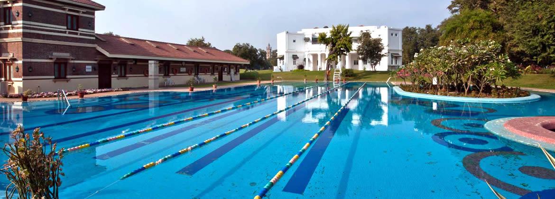 Swimming Pool | Gaekwad Baroda Golf Club